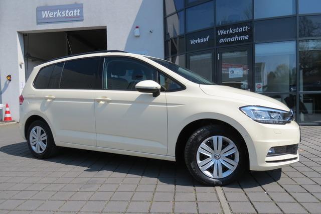 Volkswagen Touran 2.0 TDI Taxi Paket Comfortline BlueMotion, Jahr 2019, Diesel