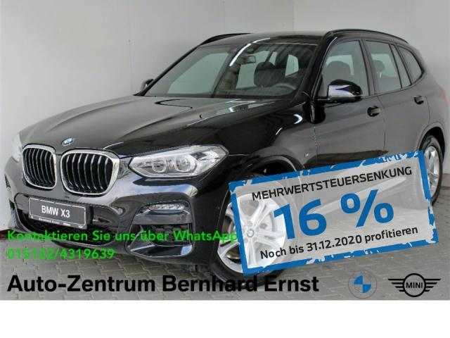 BMW X3 xDrive20d M Sport LED LiveCockpit Navi, Jahr 2020, Diesel