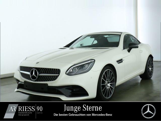 Mercedes-Benz SLC 300 AMG Sport Night Com LED Pano Memory 19'', Jahr 2019, Benzin
