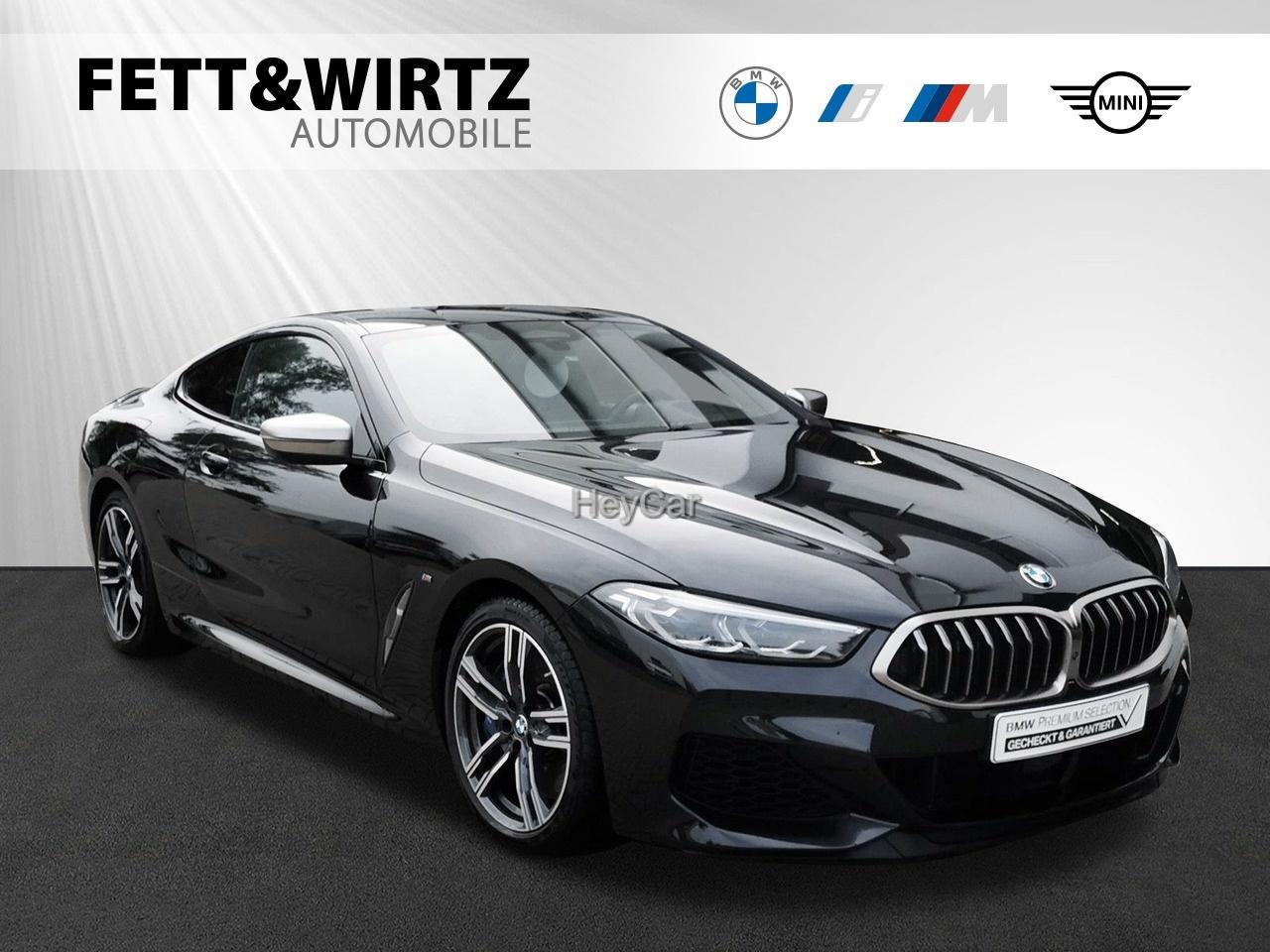 BMW M850i xDrive Coupe LCProf. PA+HK DAProf. Laser, Jahr 2020, Benzin