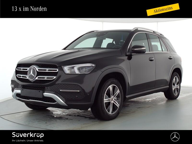 Mercedes-Benz GLE 300 d 4M Exclusive 360°/HUD/LED/AHK/Keyless, Jahr 2020, Diesel