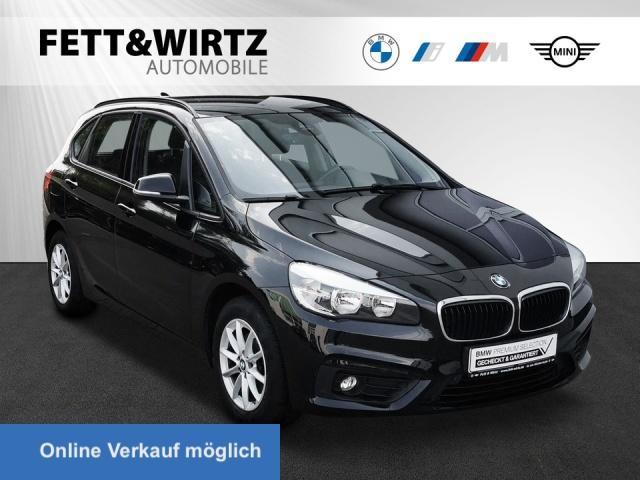 BMW 218 Active Tourer Advantage 16'' LM SHZ PDC HiFi, Jahr 2017, Benzin