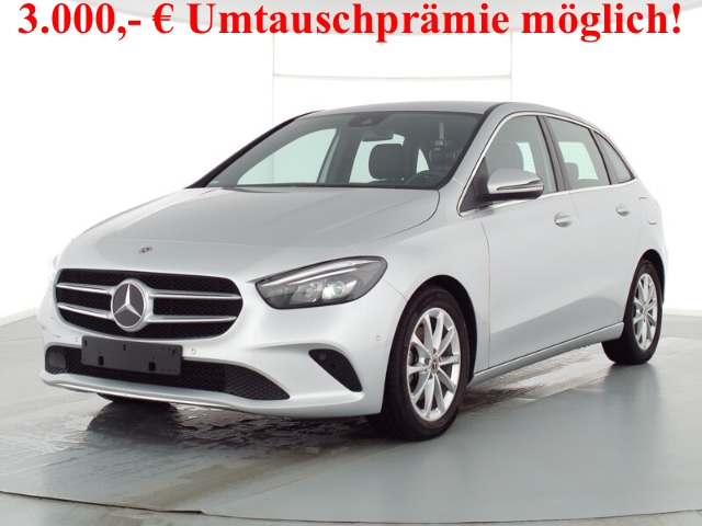 Mercedes-Benz B 200 d Progressive+Navi-Prem+AHK+LED+Business-P, Jahr 2020, Diesel