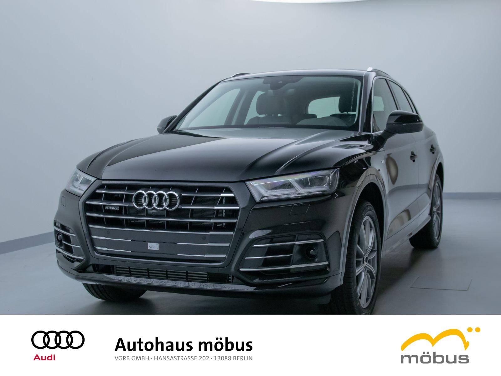 Audi Q5 sport 55 TFSIe QU*TIPT*ASSIST*360*MATRIX*NAVI, Jahr 2020, Hybrid
