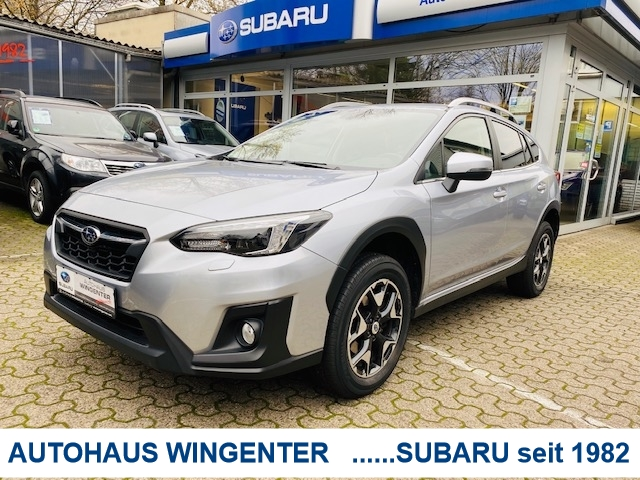 Subaru XV Comfort 1.6i*Lineatronic*Eye-Sight, Jahr 2017, Benzin