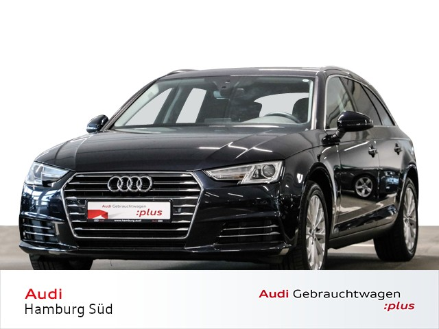 Audi A4 Avant 3.0 TDI design S tronic NAVI/B&O/XENON, Jahr 2017, Diesel