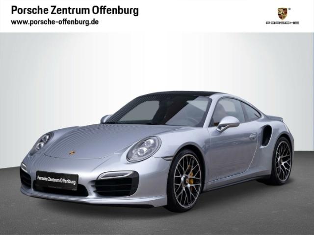 Porsche 911 Turbo S Coupe ! Schiebedach, Carbon, Jahr 2013, Benzin
