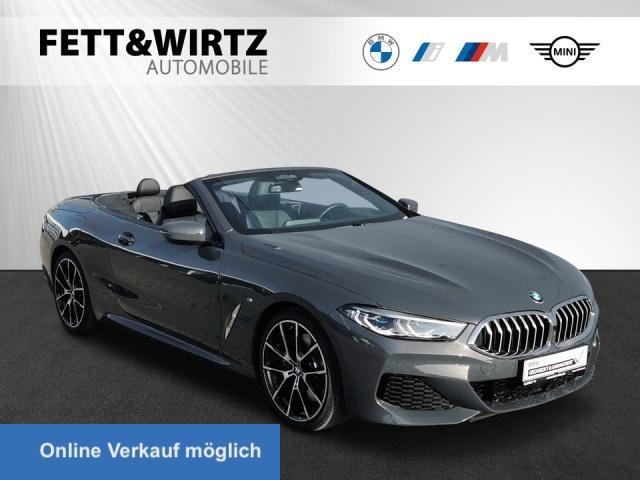BMW 840d xDrive Cabrio M-Sport Laser B&W Sitzbel 20'', Jahr 2020, Diesel
