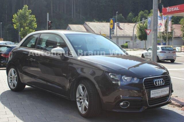 Audi A1 Ambition Navi, Jahr 2012, diesel