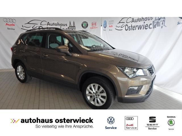Seat Ateca 1.0TSI Reference Ecomotive Klimaauto., Jahr 2017, Benzin