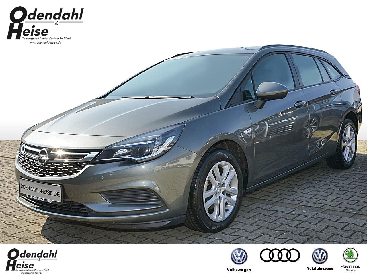 Opel Astra Sports 1,4 Turbo Tourer Edition Klima, Jahr 2018, Benzin