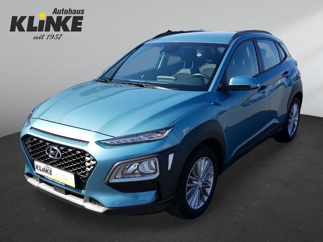 Hyundai Kona Trend 1.0 T-GDI +Kamera+Sitzheizung+PDC, Jahr 2018, Benzin