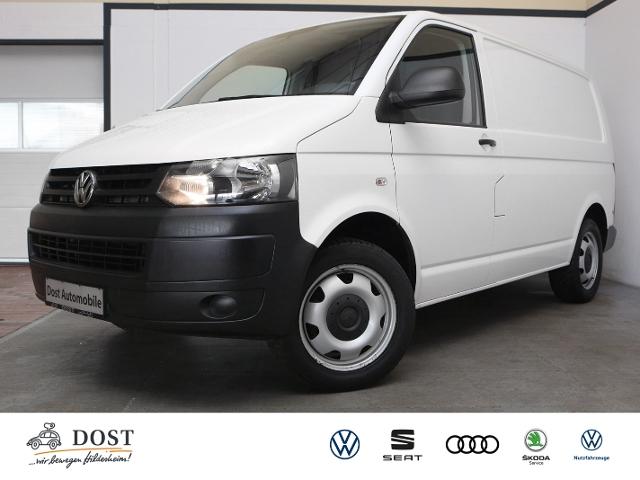 Volkswagen T5 Transporter Kasten KR, 2.0 TDI, 5-Gang, Jahr 2013, Diesel