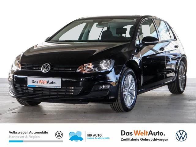 Volkswagen Golf VII 1.2 TSI Cup Navi GRA Klima Parklenkassistent, Jahr 2014, Benzin