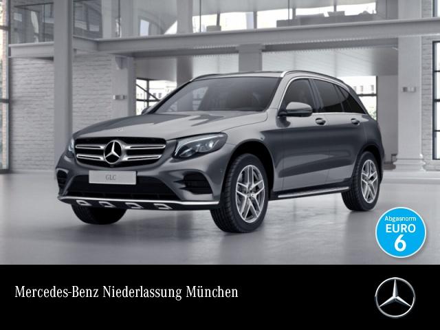 Mercedes-Benz GLC 250 4M AMG 360° Burmester COMAND LED, Jahr 2017, Benzin