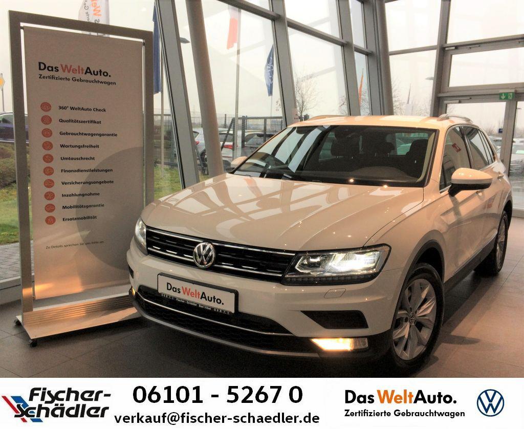 Volkswagen Tiguan Highline 2.0TDI*DSG*4M*NaviPRO*LED*Assist, Jahr 2017, Diesel