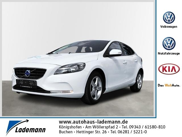 Volvo V40 2.0 KINETIC KLIMAAUTOMATIK RÜCKFAHRKAMERA SI, Jahr 2015, Benzin