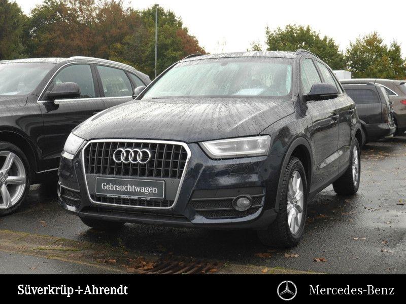 Audi Q3 2.0 TDI Navi Xenon Sitzheizung Einparkhilfe, Jahr 2013, diesel