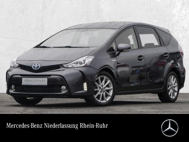 Toyota PRIUS V 1.8 HYBRID Head Up Display LED Klima, Jahr 2016, Benzin