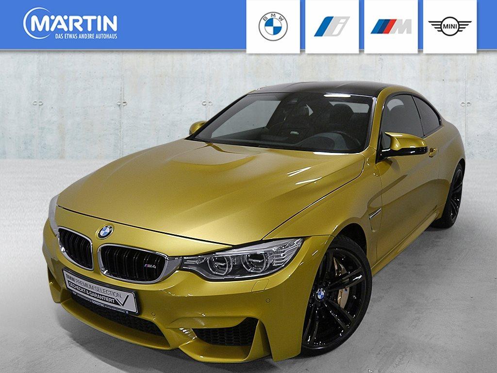 BMW M4 Coupé *M Drivers P.*Head-Up*LED*Navi Prof.*, Jahr 2015, Benzin