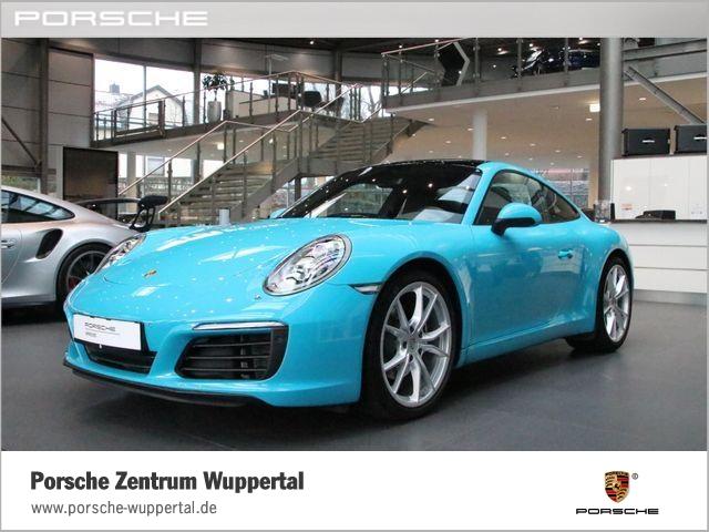 Porsche 911 991 Carrera Schiebedach wenig Kilometer, Jahr 2016, Benzin