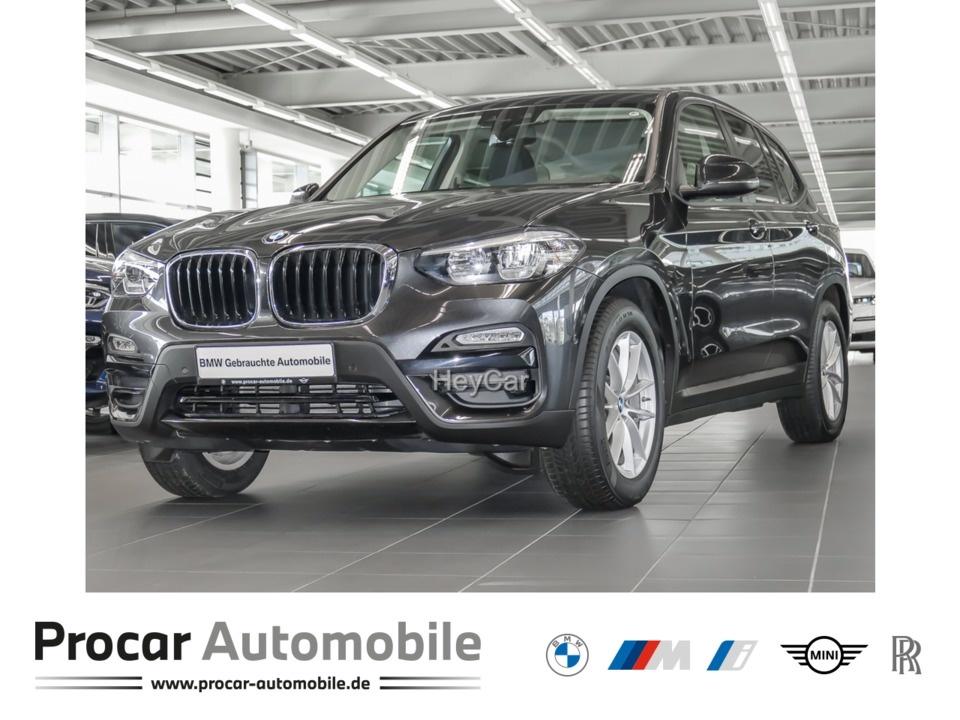 BMW X3 xDrive25d Advantage Navi Prof. PDC H/K AHK, Jahr 2018, Diesel