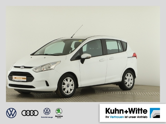 Ford B-Max 1.4 Duratec Trend *Cool & Sound*, Jahr 2013, Benzin