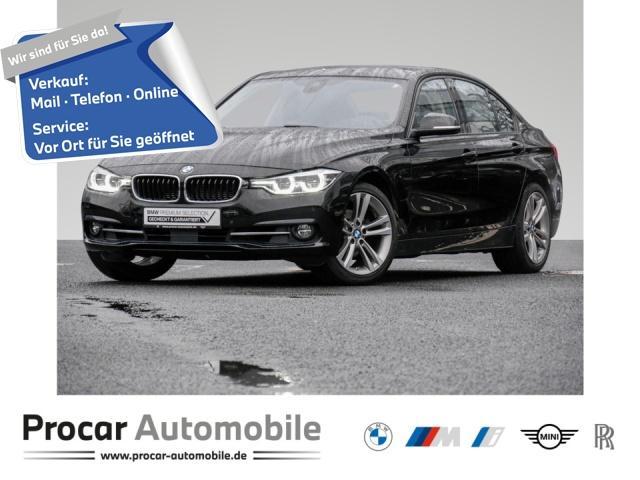 BMW 330e Sport Line Innovationsp. Navi Prof. Aut., Jahr 2017, Hybrid