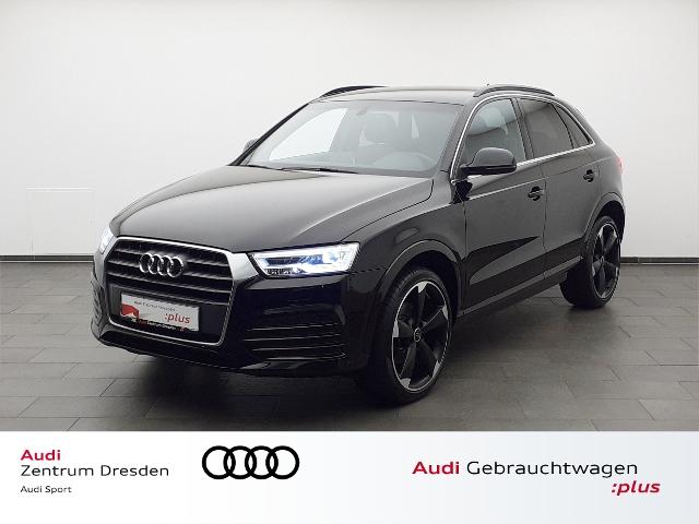 Audi Q3 Sport 1.4 TFSI LED-SW Navi PDC., Jahr 2018, Benzin