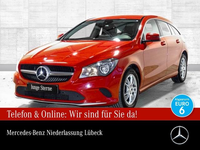 Mercedes-Benz CLA 180 d SB Navi Laderaump Sitzh Chromp Temp, Jahr 2017, Diesel