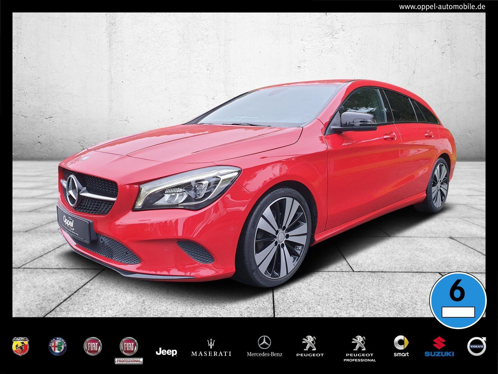 Mercedes-Benz CLA 200 SB URBAN+KEYLESS Go START+KAMERA+LED+, Jahr 2017, Benzin