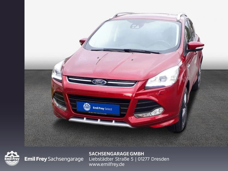 Ford Kuga 1.5 EcoBoost 2x4 Individual t.Wink. Navi RFC, Jahr 2016, Benzin