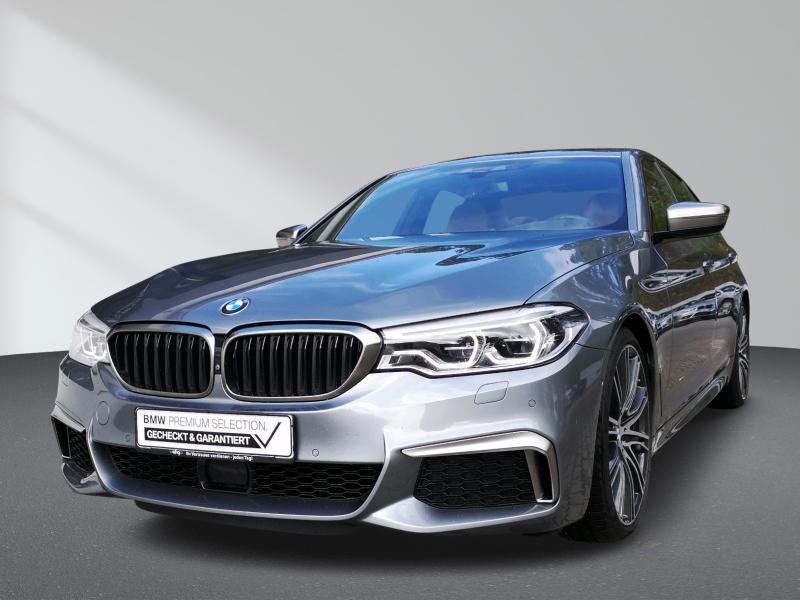 BMW M550i xDrive Automatik, Navi Prof., AHK, Head-up, DAB, uvm., Jahr 2017, Benzin