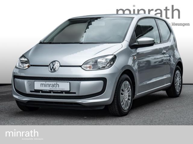 Volkswagen up! move BMT 1.0 Start-Stopp RDC Klima Temp PDC CD AUX MP3 ESP Sport, Jahr 2016, Benzin