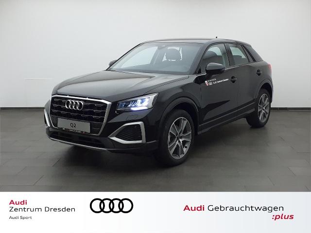 Audi Q2 advanced 35 TFSI S tronic, Jahr 2020, Benzin