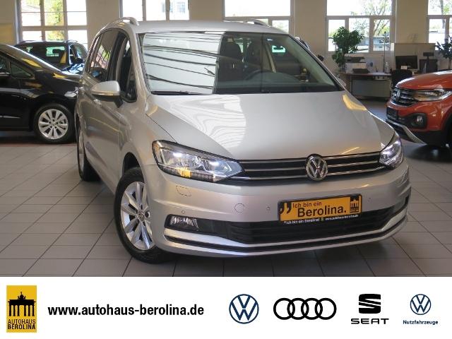 Volkswagen Touran 1.5 TSI Comfortline DSG *NAVI*LED*PDC*, Jahr 2019, Benzin