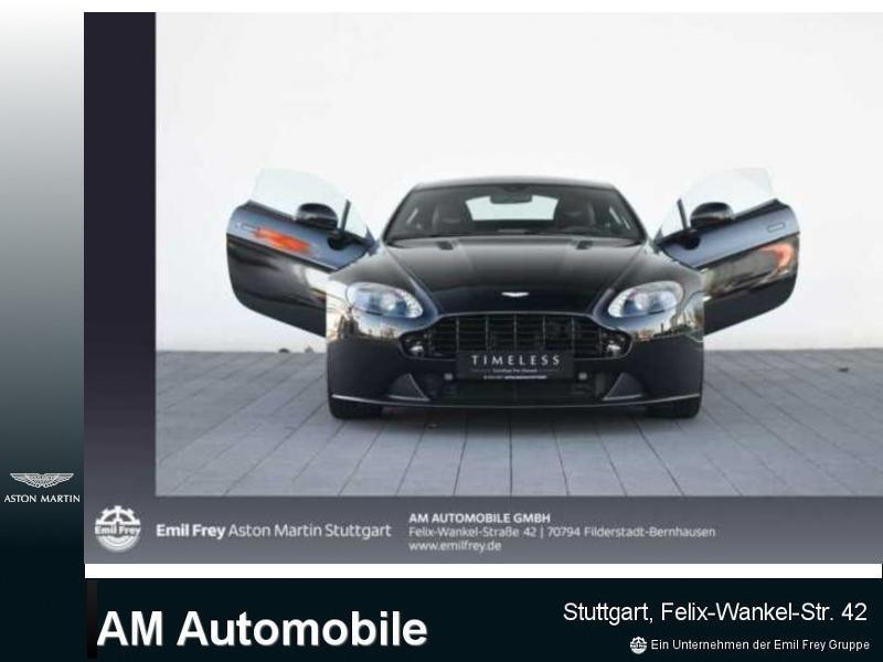Aston Martin V8 Vantage N430 Sportshift, Jahr 2016, petrol