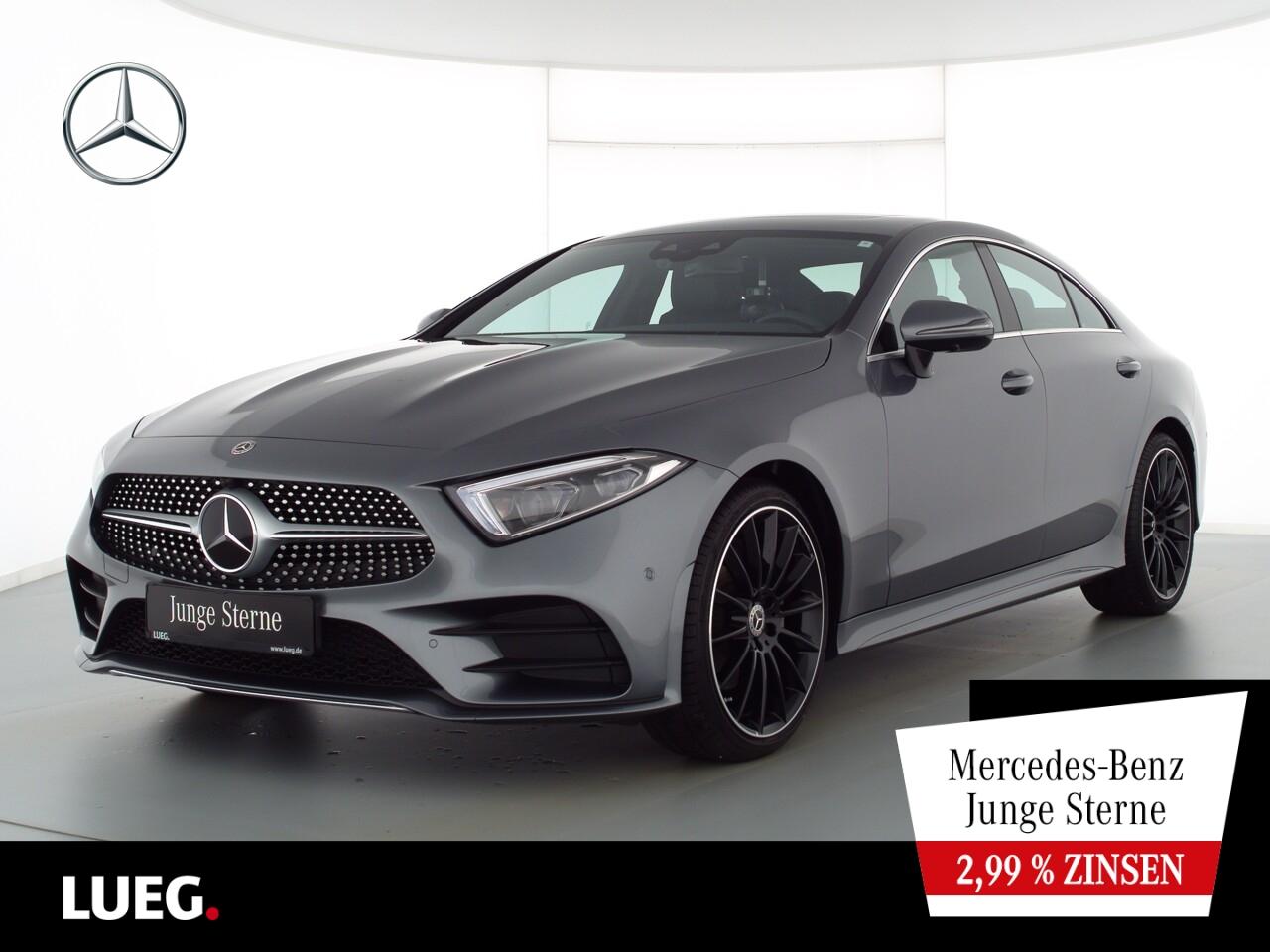 Mercedes-Benz CLS 220 d AMG+MBUXHighEnd+SHD+Mbeam+20''+Wide+36, Jahr 2020, Diesel