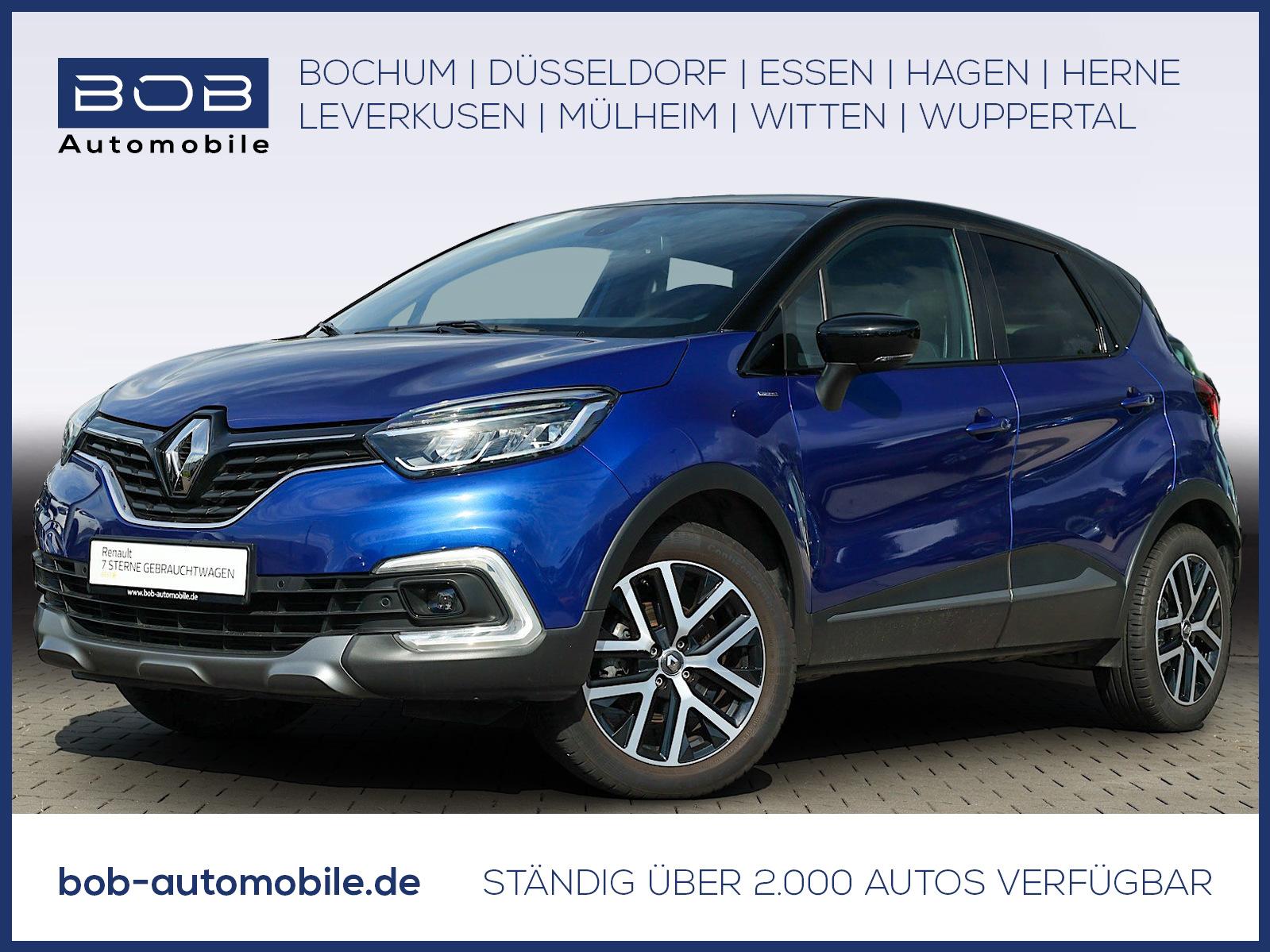 Renault Captur TCe 150 Version S NAVI SHZ PDC KLIMA LED, Jahr 2018, Benzin
