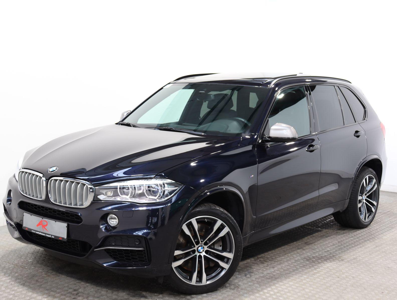 BMW X5 M50 d SAG STANDHEIZUNG,MEMORY,HEAD-UP,H/K,LED, Jahr 2015, Diesel