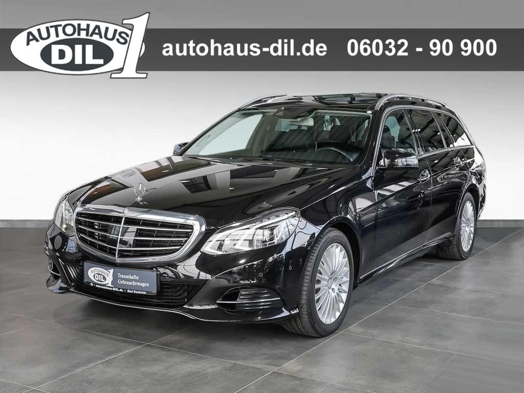 Mercedes-Benz E 400 T 7G-TRONIC *LED*Standheizung*Distronic*, Jahr 2015, Benzin