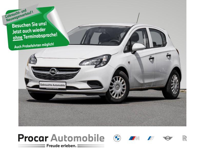 Opel Corsa E Selection Klima, Jahr 2017, Benzin