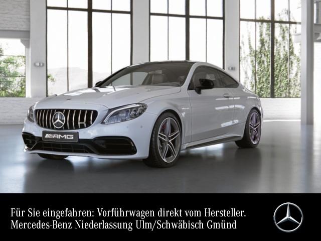 Mercedes-Benz C 63 S Coupé Sportpaket Bluetooth Head Up Display, Jahr 2020, Benzin