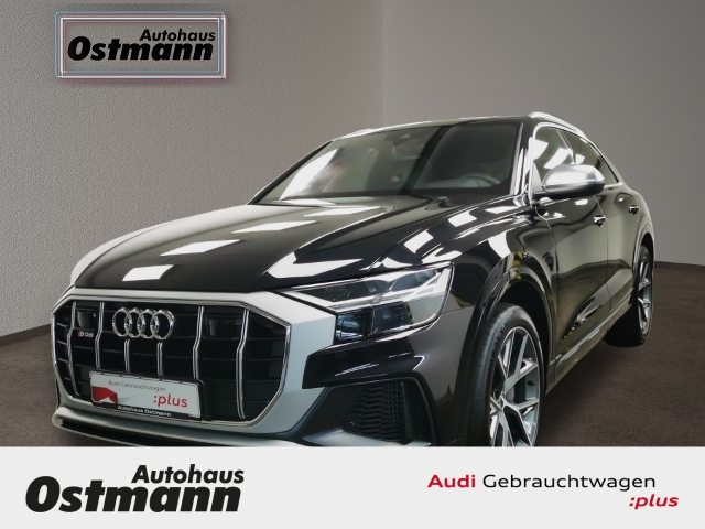 Audi SQ8 4.0 TDI quattro LED*RFK*PANO kmofACC AIR, Jahr 2019, Diesel