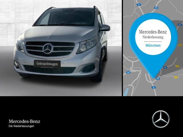 Mercedes-Benz V 250 d 4M EDITION Lang AHK Sportp. RFK Standhz., Jahr 2017, Diesel