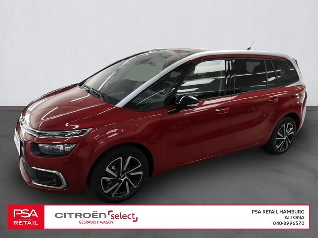 Citroën Grand C4 Spacetourer PureTech 130 Stop&Start LIVE PACK, Jahr 2021, Benzin