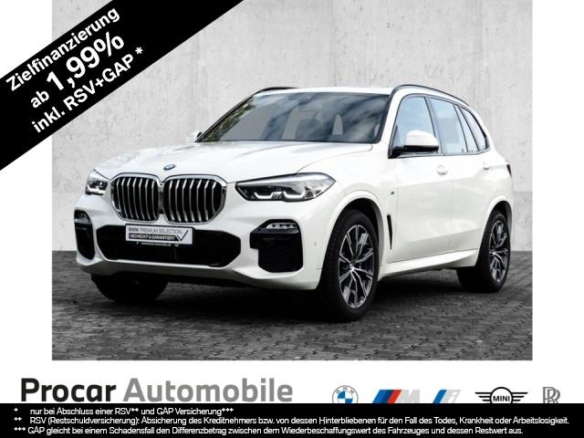 BMW X5 xDrive30d M Sportpaket Sport Aut. Panorama, Jahr 2019, Diesel