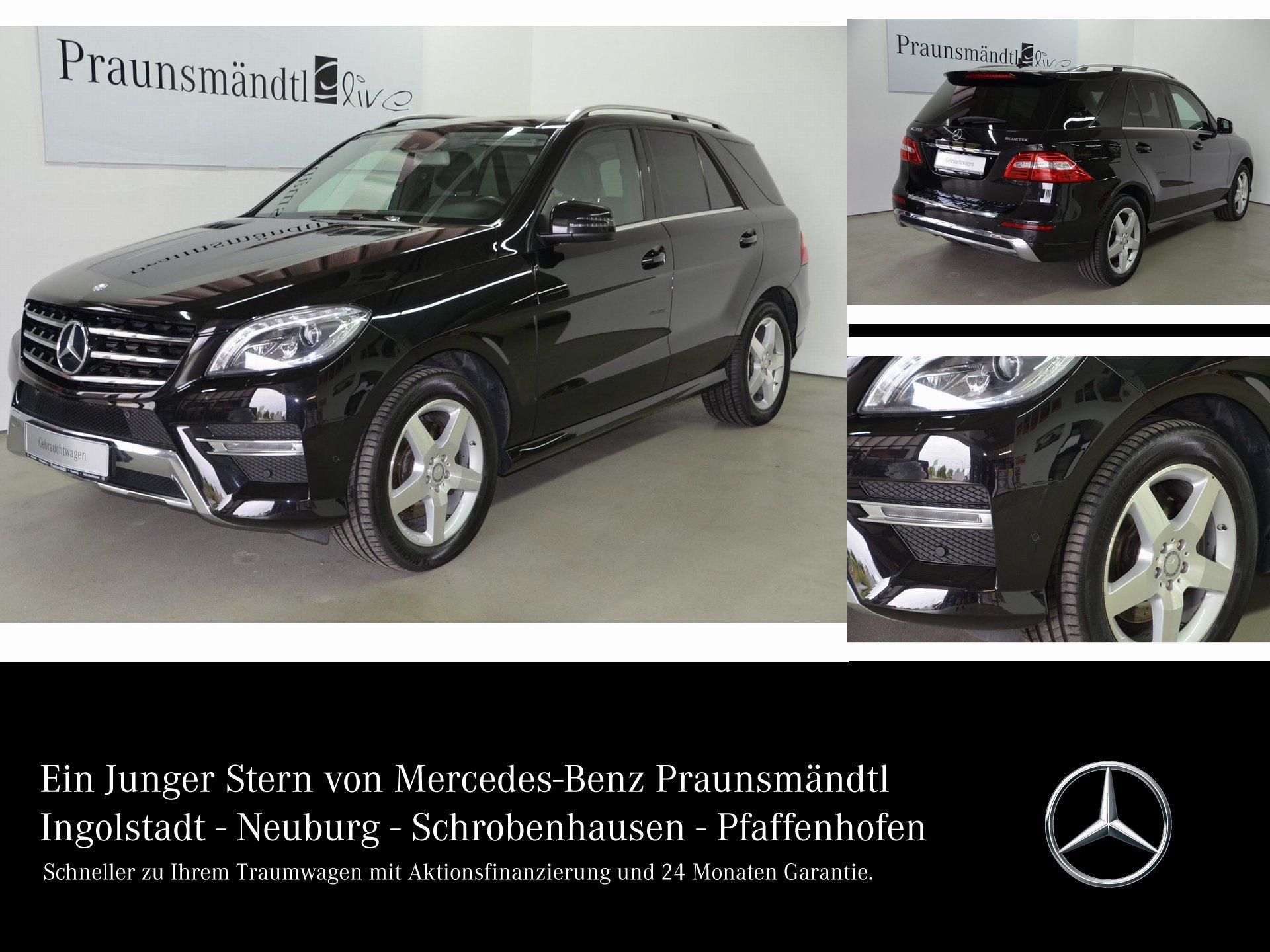 Mercedes-Benz ML 350 BT 4M AMG Pano/ILS/AIRM/Comand/Kamera/AHK, Jahr 2015, Diesel