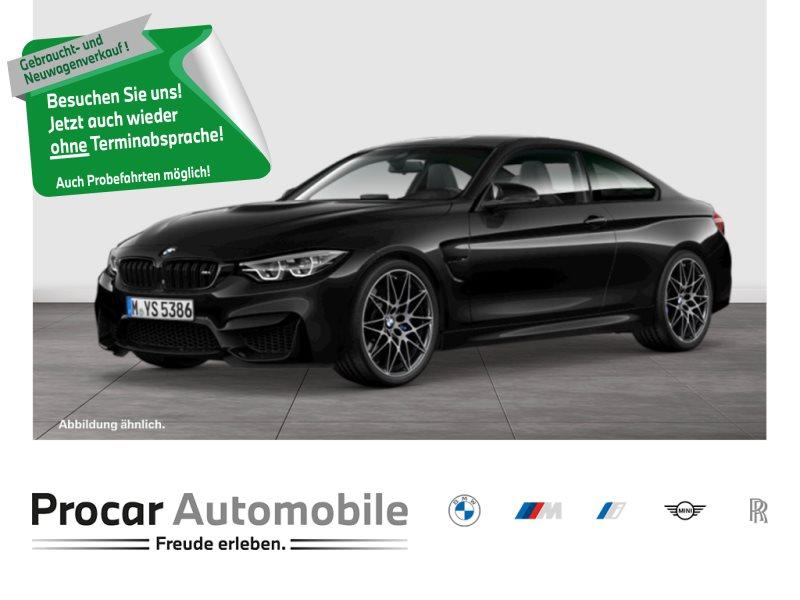 BMW M4 Coupé M Competition Head-Up HK HiFi DAB LED, Jahr 2019, Benzin