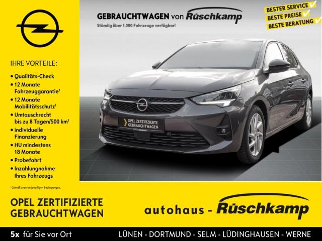 Opel Corsa F GS Line 1.2 Turbo EU6d Android Auto/ Apple CarPlay Klimaanlage, Jahr 2020, Benzin
